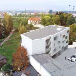 Nové byty U Ježíška v Plzni