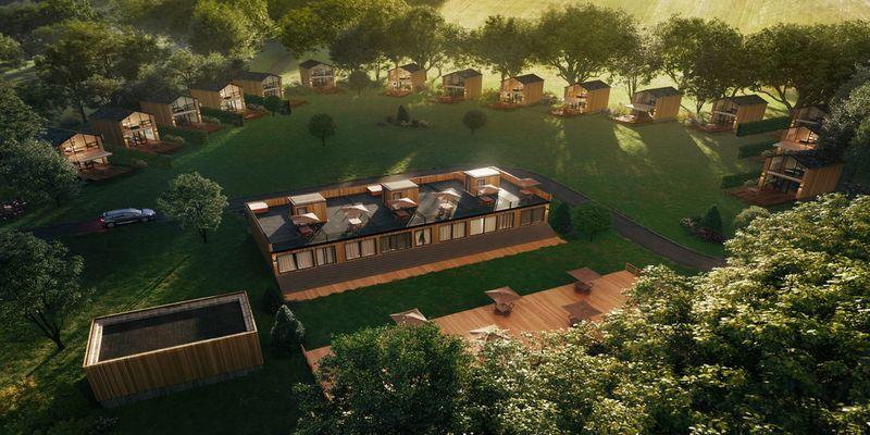 Prodej nemovitostí - Green Resort Slapy