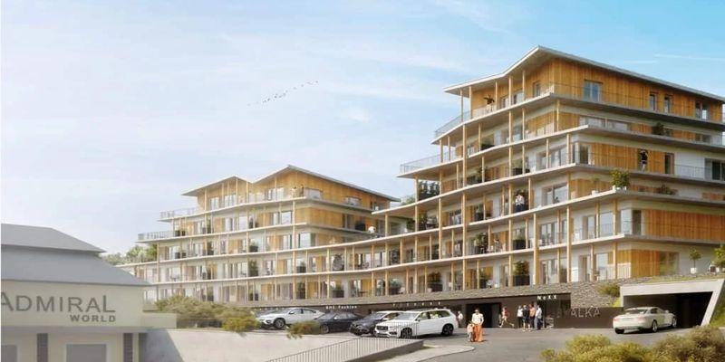 Prodej nemovitostí - Rezidence SKALKA Železná Ruda